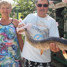 27/06/2015 The Brochet sin on the lake by Fred
