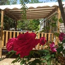 Camping Rose de Provence-Verdon