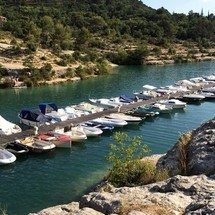 Port d'Esparron-de-Verdon