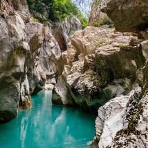 Camping Rose de Provence-Verdon***