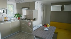 Mobil-home 3 chambres 6 pers