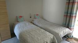 Mobil home Ibis 2 chambres+2 salles de bain-wc