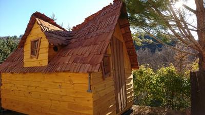 Cabane Magique