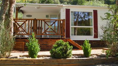 Mobil-home Loggia 2 chambres avec clim réversible
