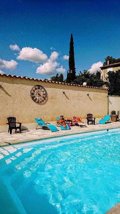 Children playground Camping Rose de Provence - Verdon***