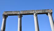 Colonnes romaines de Riez-la-Romaine